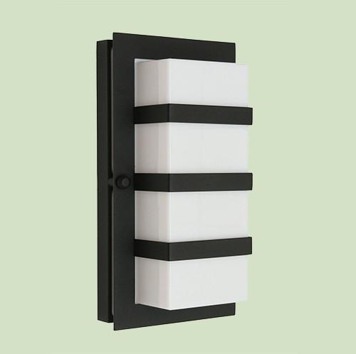 Настенный светильник Norlys Boden 860B 1х46Вт E27 белый/поликарбонат