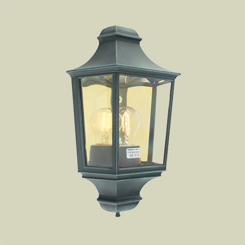 Настенный светильник Norlys Glasgow 730BG 1х46Вт E27 черный/металл