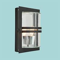 Настенный светильник Norlys Basel 660B 1х57Вт E27 черный/металл