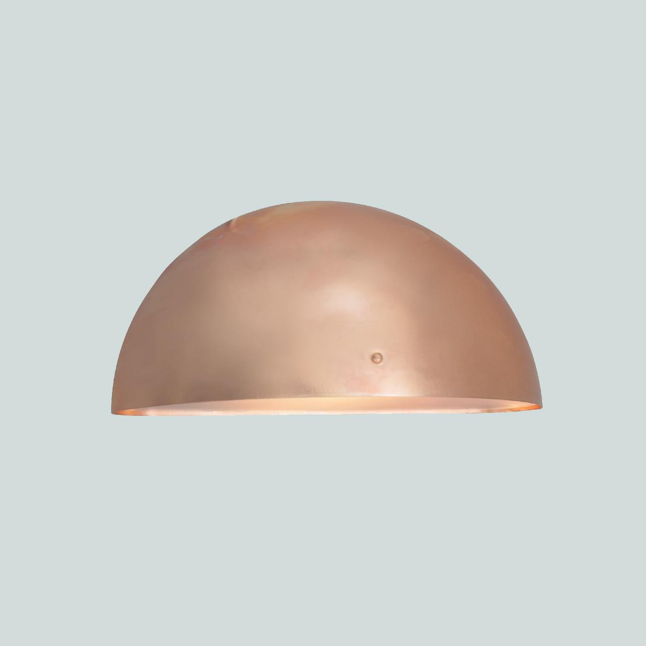 Настенный светильник Norlys Paris 160CO 1х30Вт E27 медный/металл
