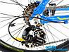 """Горный велосипед Crosser Life 26"""" Серый, фото 3"""