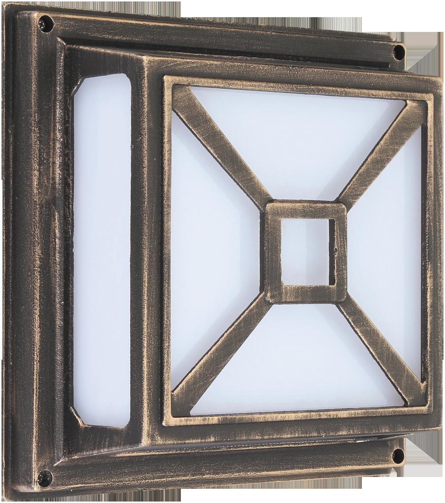 Потолочный светильник Rabalux Darius 8190 2х60Вт Е27 золото/металл
