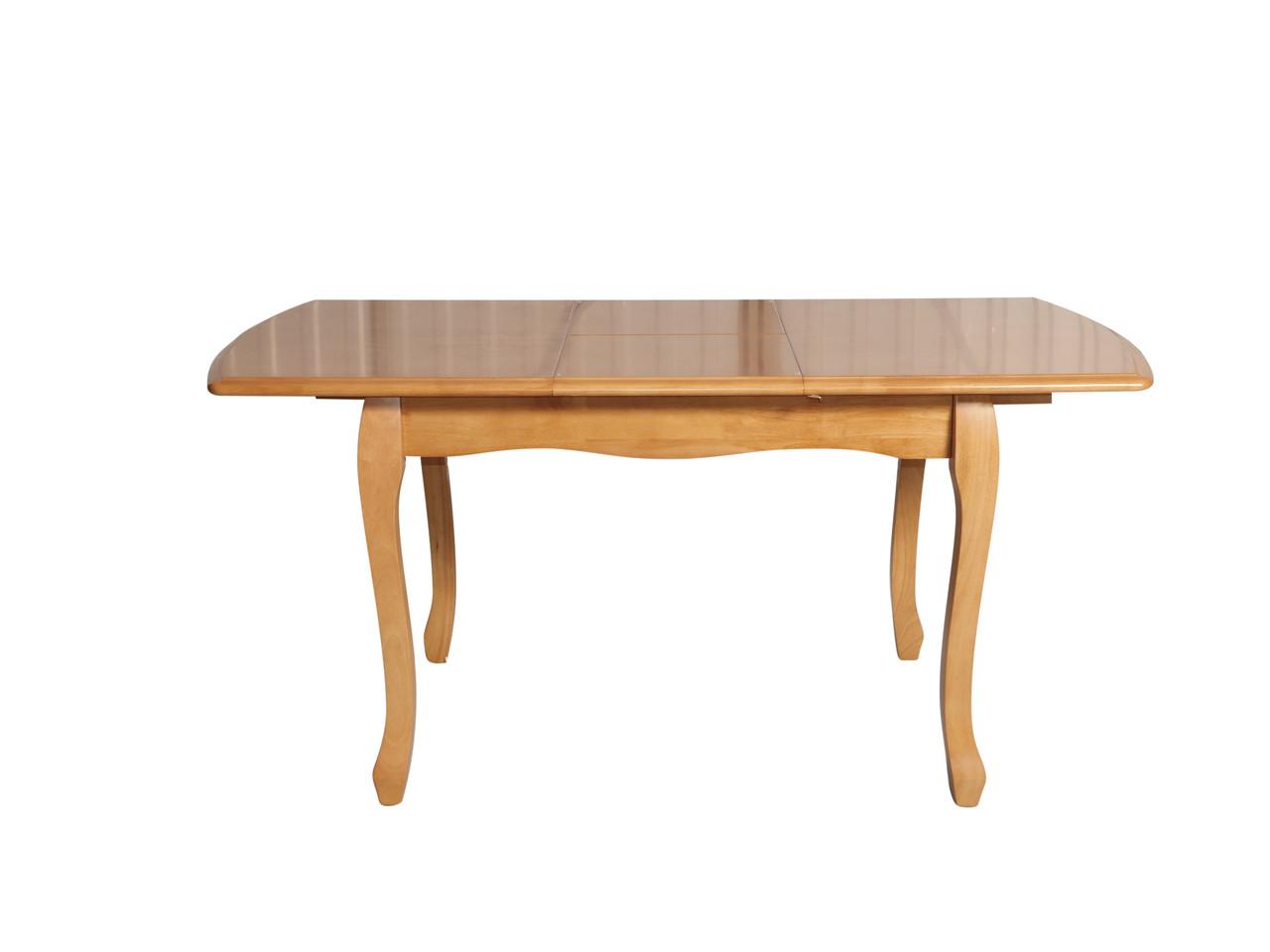 Раздвижной деревянный стол WT-40, цвет ольха