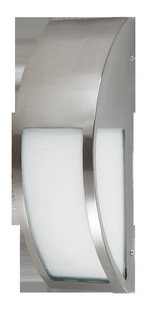 Настенный светильник Rabalux Genova 8269 1х40Вт Е27 серебро/металл