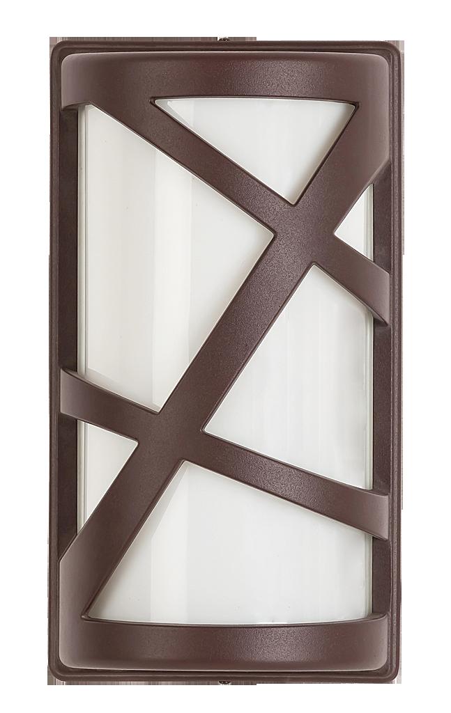 Настенный светильник Rabalux Durango 8766 1х40Вт Е27 коричневый/металл