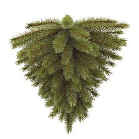 "Сосна 60 см ""Перевернутая"" Forest frosted Зеленая (Time Eco TM)"