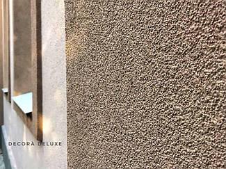 Фасад из акриловой декоративной штукатурки ТМ Kraurol 2