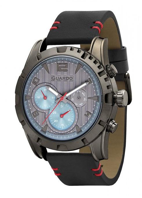 Мужские наручные часы Guardo P11259 BGrB
