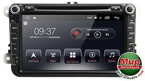 Автомагнитола штатная AudioSources T90-810A Volkswagen (A7.1.0)
