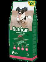 Нутрикан Эдалт Nutrican Adult корм для взрослых собак всех пород с курицей 15 кг