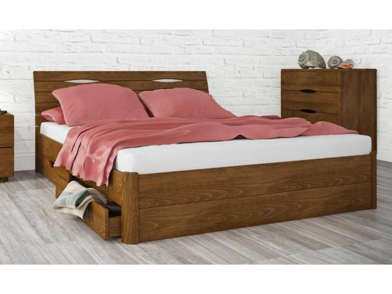 """Двухспальная кровать """"Монтана"""""""