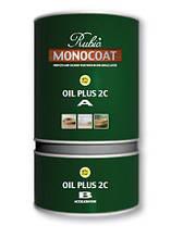 Масло Rubio Monocoat Oil Plus 2C для внутренних работ 350 мл
