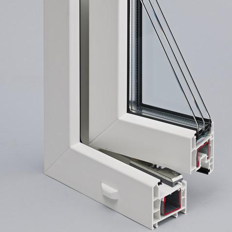 Испытания (исследования) ПВХ профилей для ограждающих конструкций (окон) и дверей