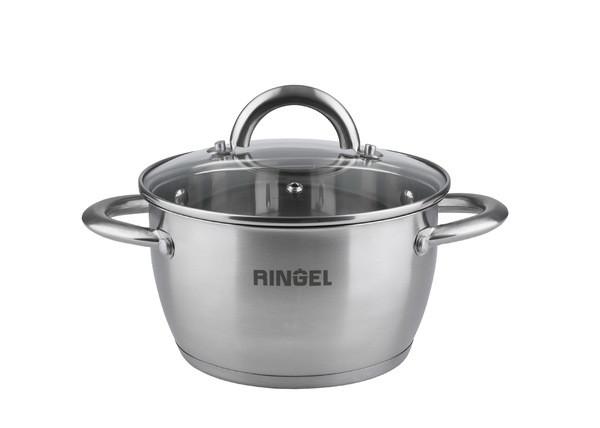 Купить Каструля RINGEL Bonn Каструля 16 см (1.9л) з кришкою (RG-2003-16)