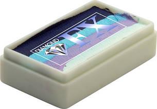 Аквагрим Diamond FX cплит кейк 28 g Лунный свет, фото 2