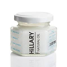 Нерафинированное кокосовое масло VIRGIN COCONUT OIL HiLLARY 100 мл
