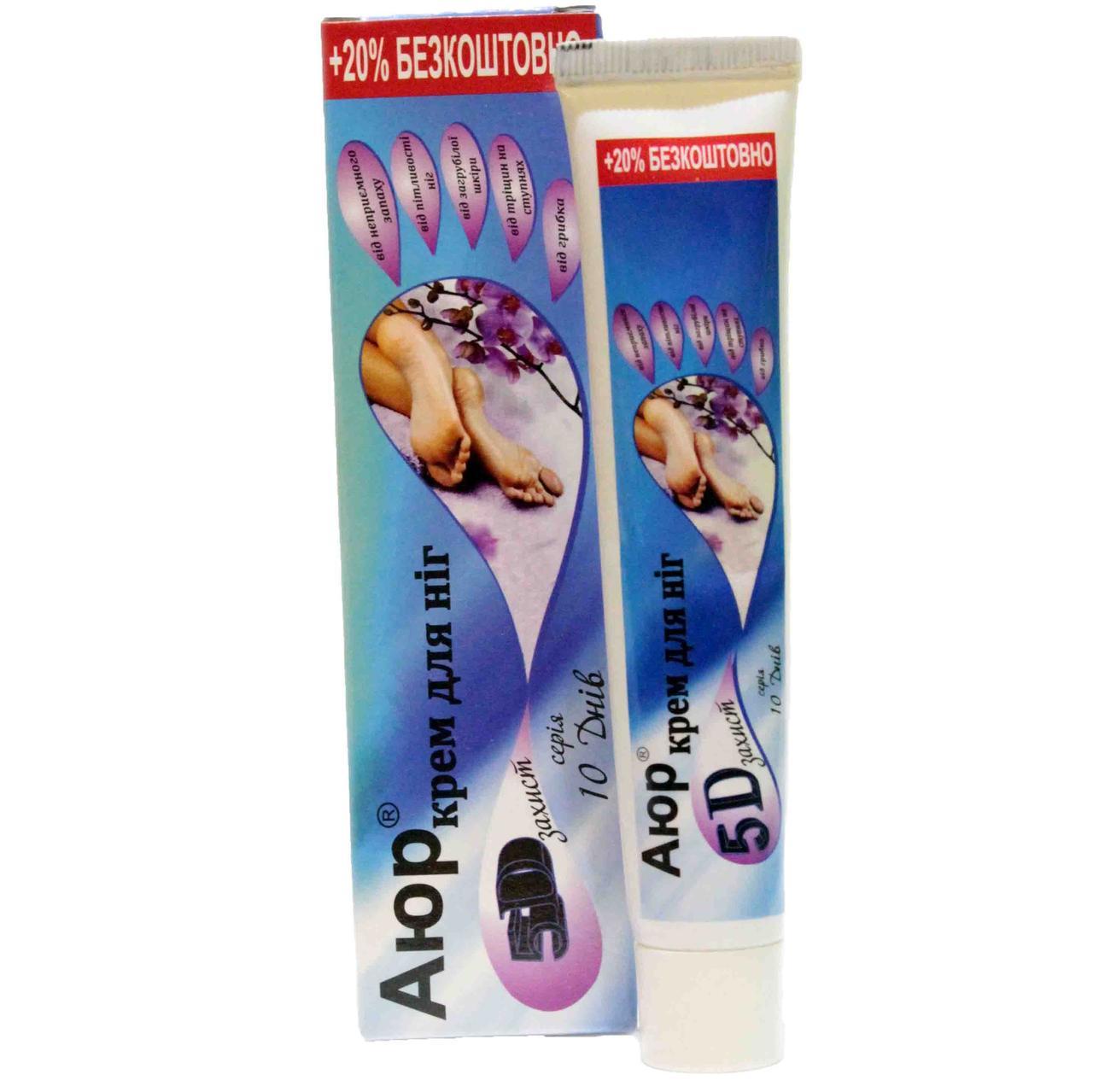 Аюрведический крем Боро аюр для ног. 5D защита от запаха, загрубевшей кожи, трещин, грибка, потливости, 30 г