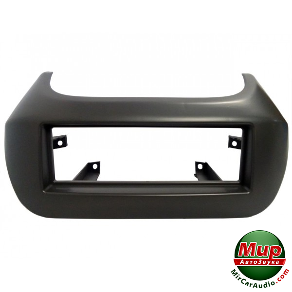 Рамка переходная AWM 781-11-055 Fiat Fiorino/Citroen Nemo/Peugeot Bipper 08-> 1Din