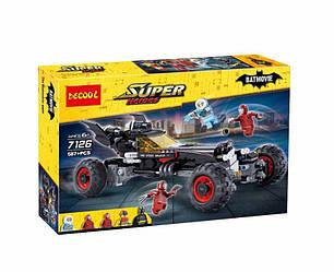 Decool 7126 lego 70905 The Batmobile Бэтмобиль лего Бэтмен