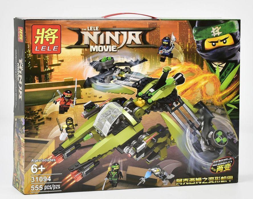 Конструктор Lele 31094 Ninjago Вертолет Коула Лего Lego ниндзяго