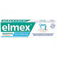 Зубна паста Elmex Sensitive Whitening 75 мл
