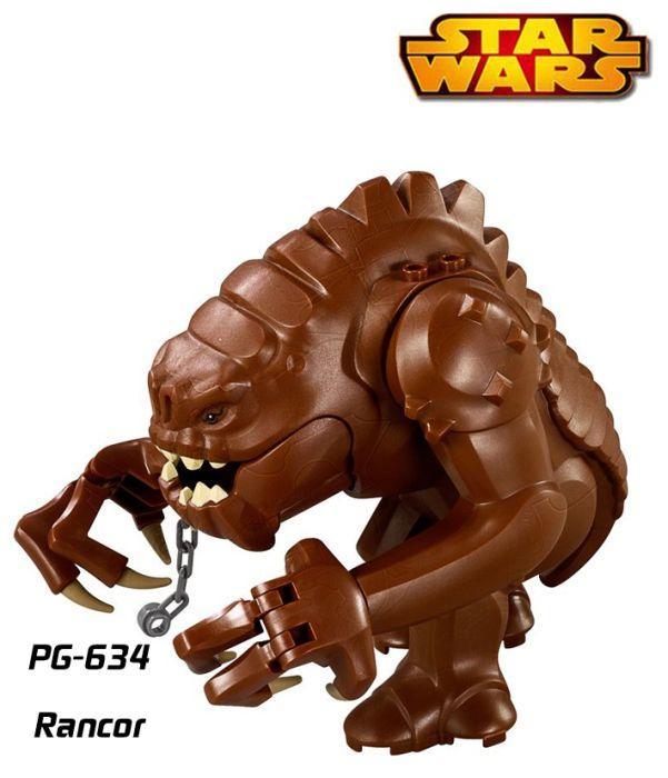 Ранкор rancor star wars звездные войны Lego Лего Ранкор