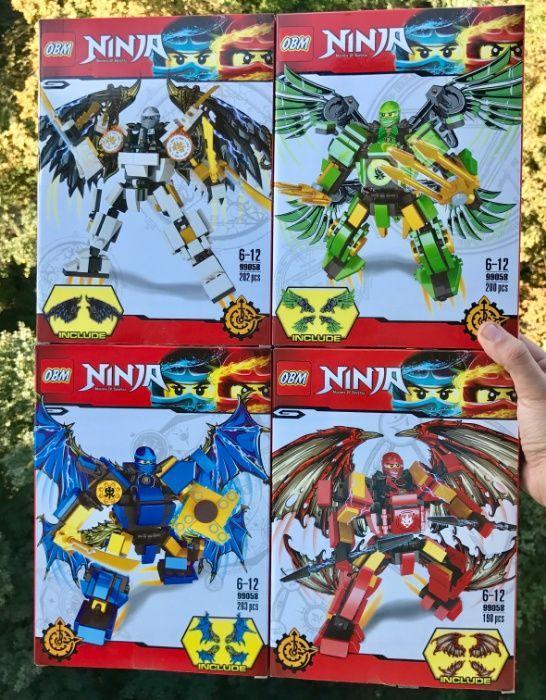 Конструктор OBM 99058 Ниндзяго ниндзяго Лего Lego