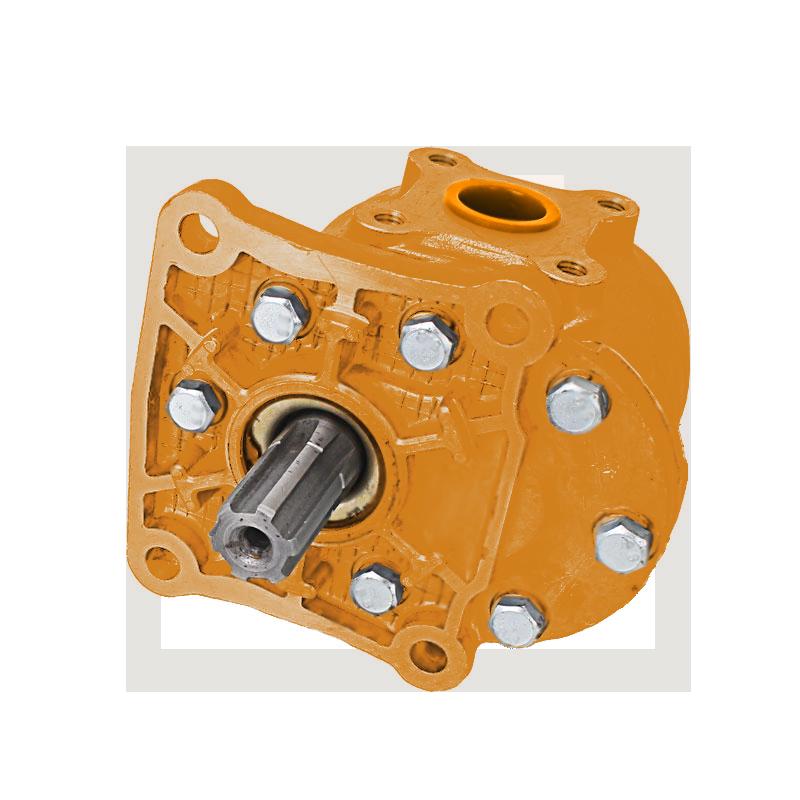 Гидромотор ГМШ 50В-3 (насос шестеренчатый НШ 50В-3)