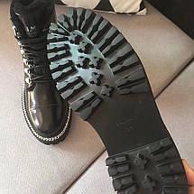 Женские зимние ботинки Balmain Paris, фото 3