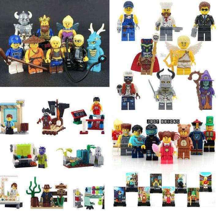 Фигурки Brick 1502,1503 lego City лего сити swat,заключенный