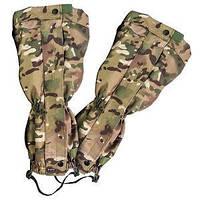 Защитные гетры в расцветке МТР. Британские ВС, оригинал., фото 1