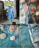 Детский пуховик Эльза, 110-160 см, фото 9