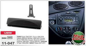 Рамка переходная Carav 11-047 Ford Fiesta 95-01,  Focus 98-04,  Mondeo 96-03,  Transit 00-05 1DIN