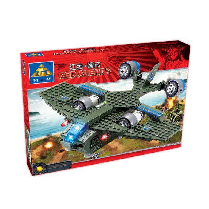 Конструктор KY81006 аналог Lego лего истребитель самолет 270 детали