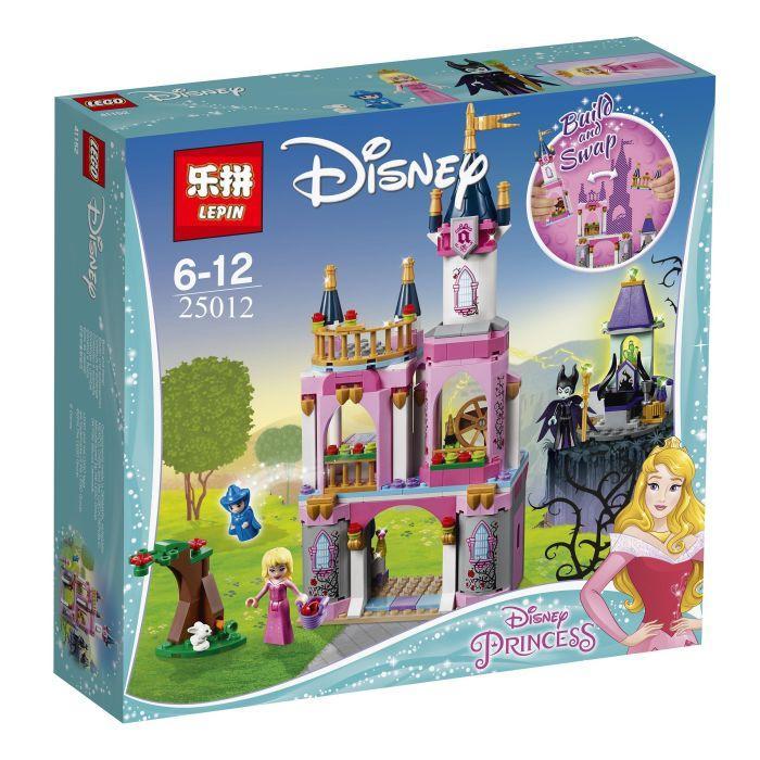 Лего 41152 Сказочный Замок Спящей Красавицы Disney Lepin 25012