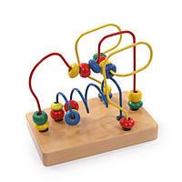 Деревянная игрушка Лабиринт № 1 (Д070)