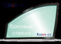 Бічне скло двері ліве переднє Citroen C4 2004-2010