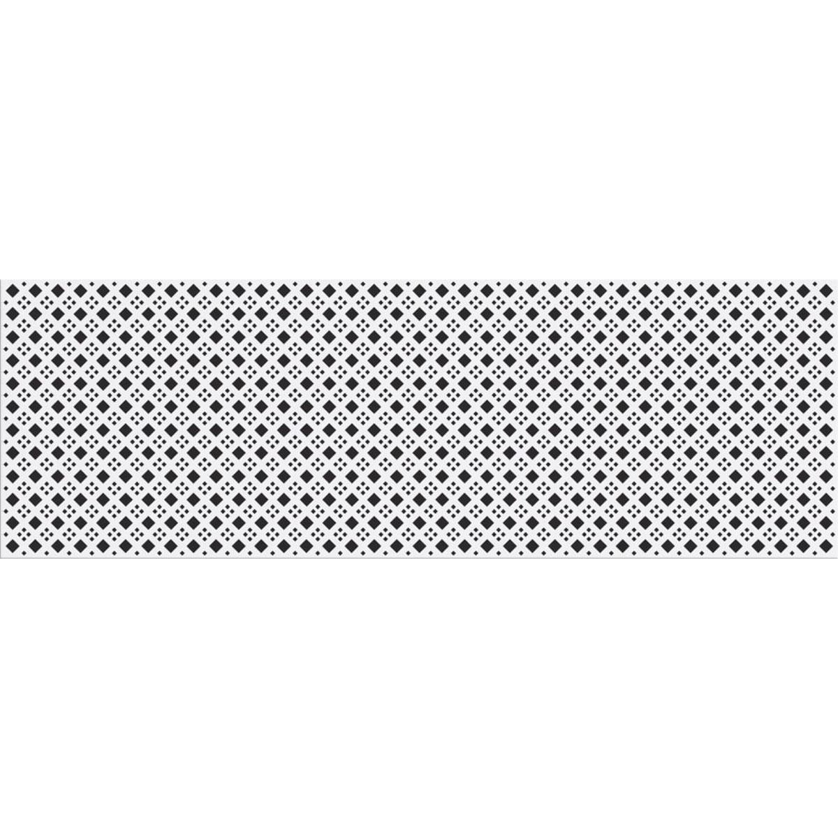 Плитка Cersanit BLACK&WHITE PATTERN D арт.(399317)
