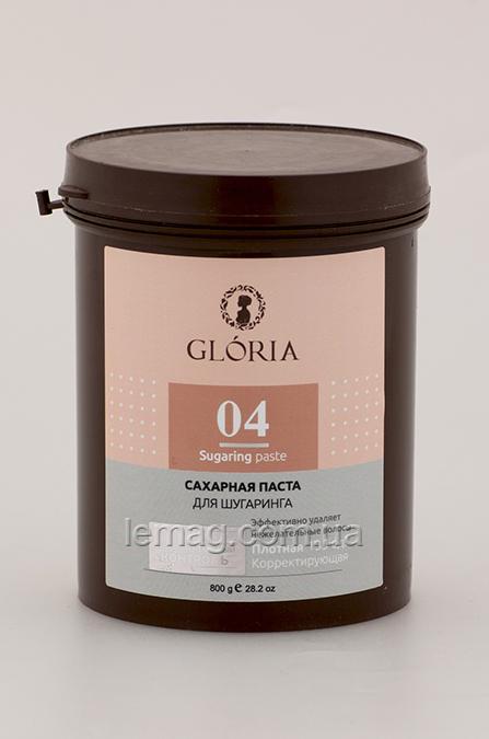 Gloria Паста для шугаринга Плотная, 330 г