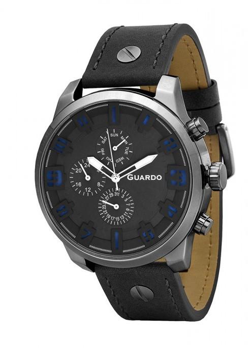 Мужские наручные часы Guardo P11270 B1GrB