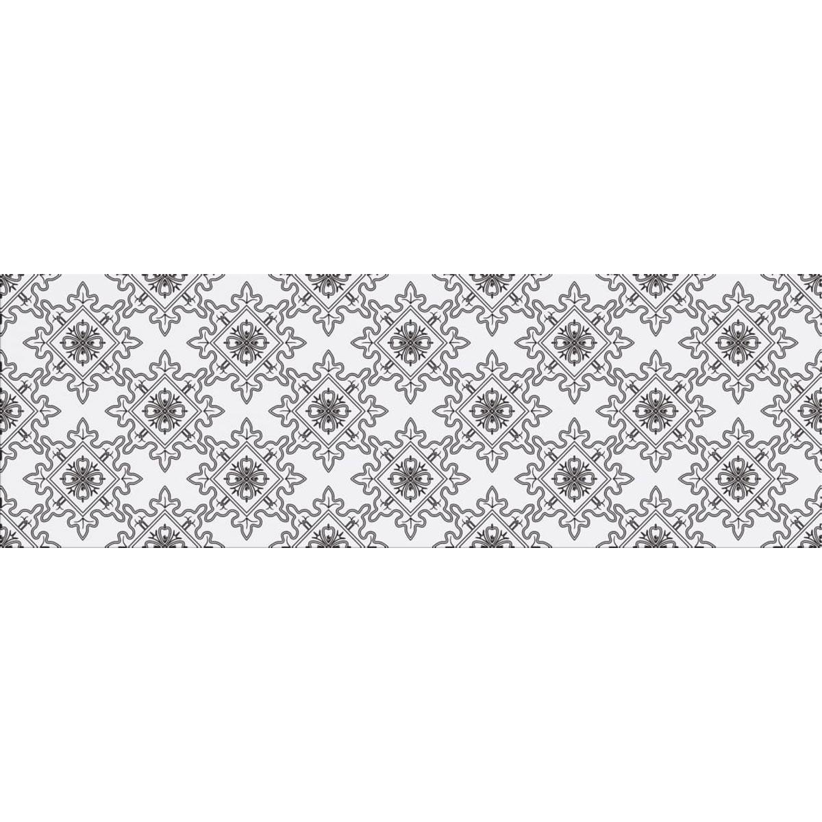 Плитка Cersanit BLACK&WHITE PATTERN E арт.(399316)