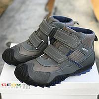 Зимние водонепроницаемые ботинки Geox (Италия) р 37. зимняя обувь джеокс