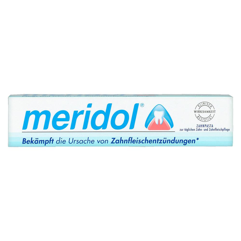 Зубна паста Elmex Meridol для проблемних ясен 75 мл
