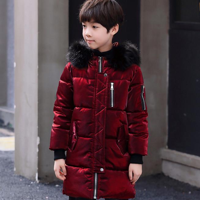 Курточка для мальчика, винный