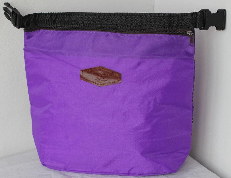 Термосумка для обедов и ланчей (фиолетовый)