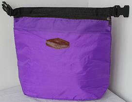 Термосумка для обідів та ланчів (фіолетовий)
