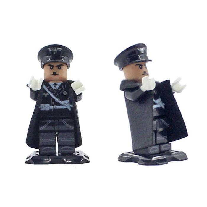Фигурка Гитлера swat спецназ военные солдаты лего Lego BrickArms