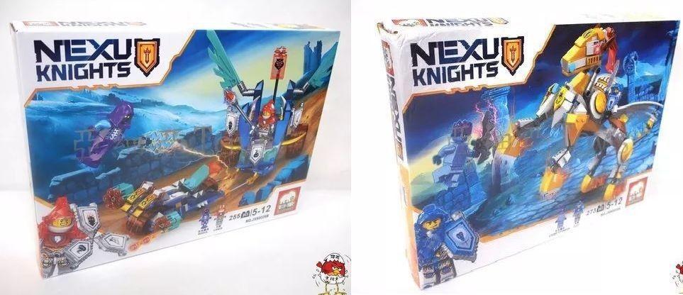 Конструктор Lego Лего,Нексо Найтс кнайтс nexo knights jx90026b