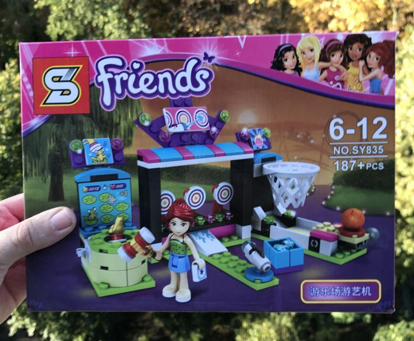 """Конструктор """"Парк развлечений: игровые автоматы"""" 41127 sy835 Lego"""