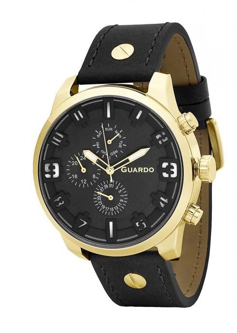 Мужские наручные часы Guardo P11270 GBB